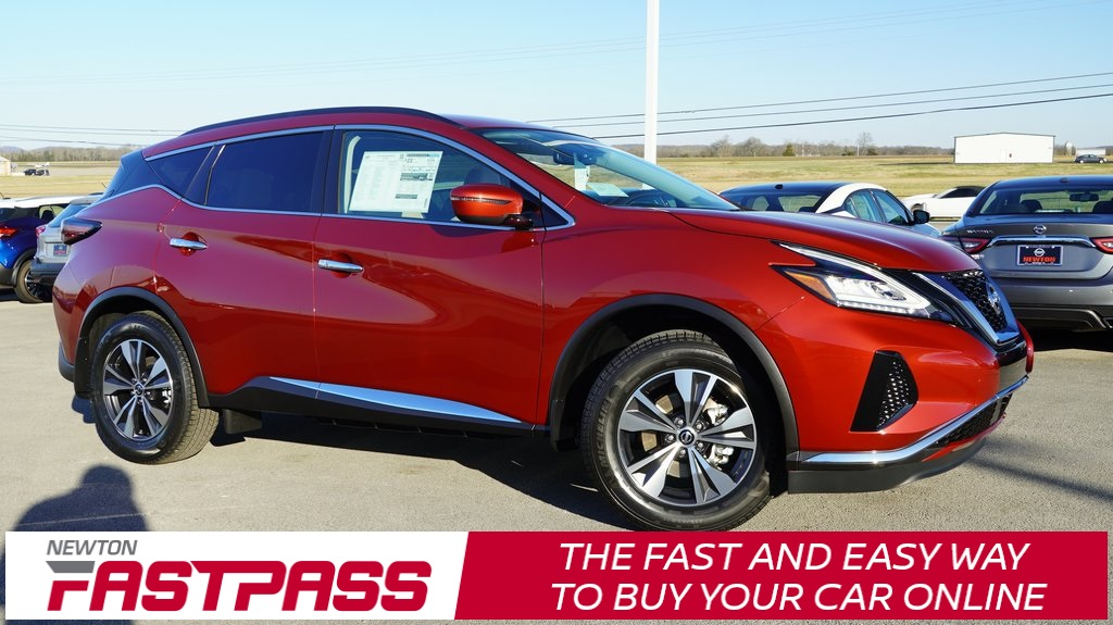 new 2020 nissan murano sv 4d sport utility in shelbyville n11979 newton nissan south new 2020 nissan murano sv fwd 4d sport utility
